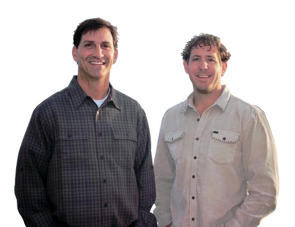 Trey Pace & Todd Sandridge